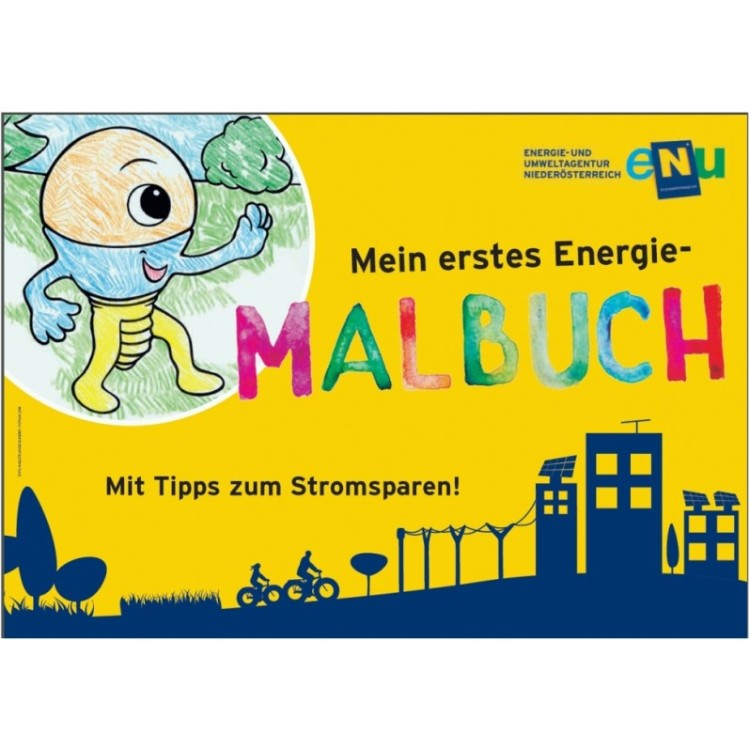 Cover Mein erstes Energie-MALBUCH